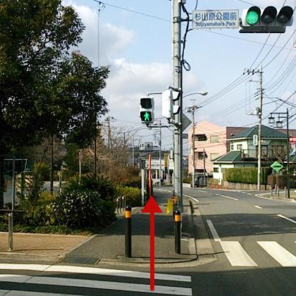 長津田厚生総合病院ルート5