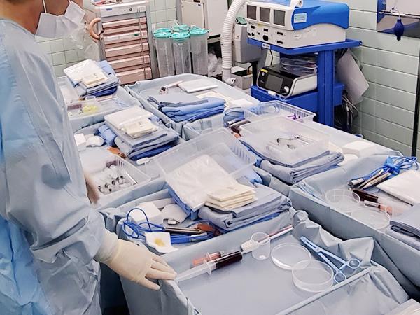 長津田厚生総合病院 臨床工学科 手術室業務