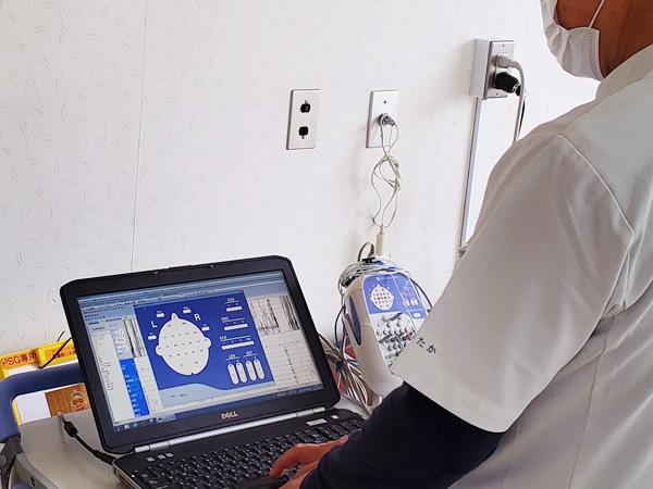 長津田厚生総合病院 臨床工学科 睡眠時無呼吸検査業務
