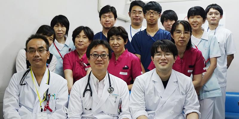 長津田厚生総合病院 透析センター2