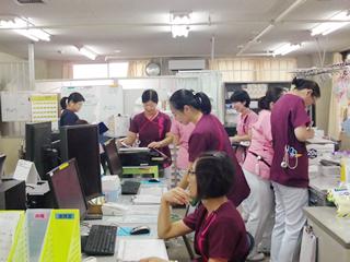 長津田厚生総合病院 看護部(新館2階)