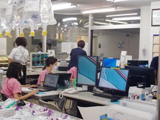 長津田厚生総合病院 看護部(新館3階)