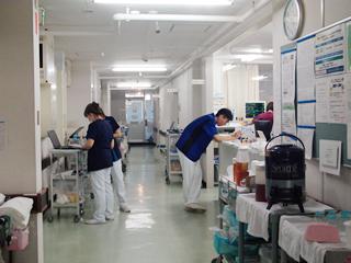 長津田厚生総合病院 看護部(本館3階)