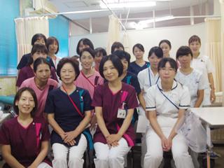 長津田厚生総合病院 看護部(外来)
