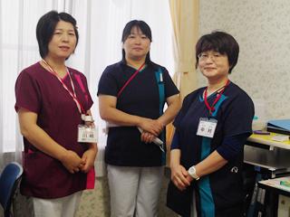 長津田厚生総合病院 看護部(療養病棟)