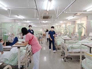 長津田厚生総合病院 看護部(透析センター)