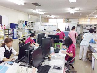 長津田厚生総合病院 看護部の様子4