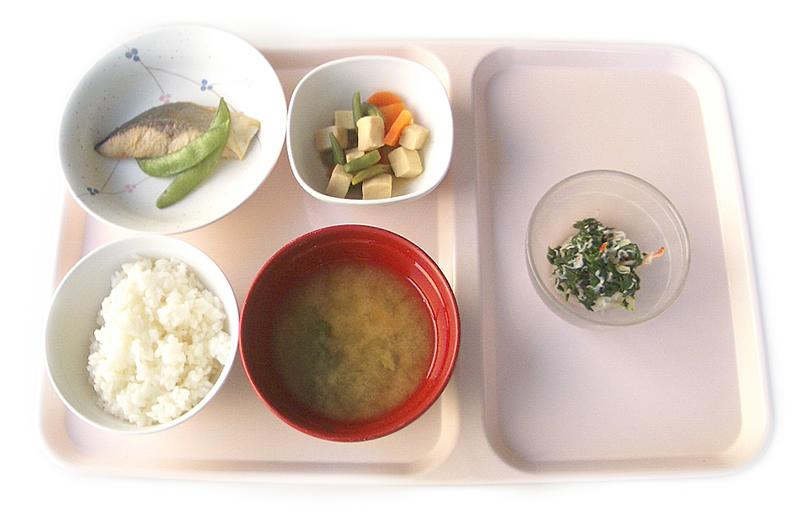 長津田厚生総合病院 栄養科 食事2