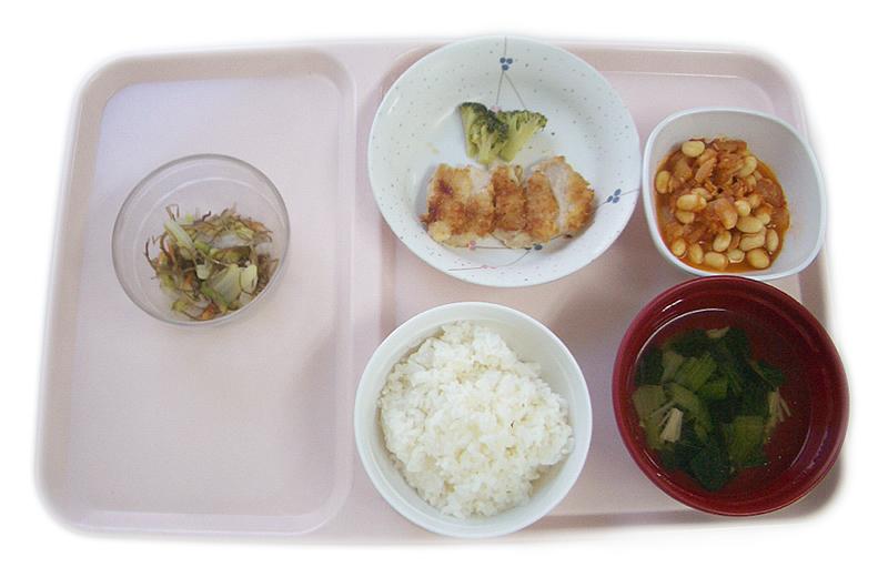 長津田厚生総合病院 栄養科 食事4