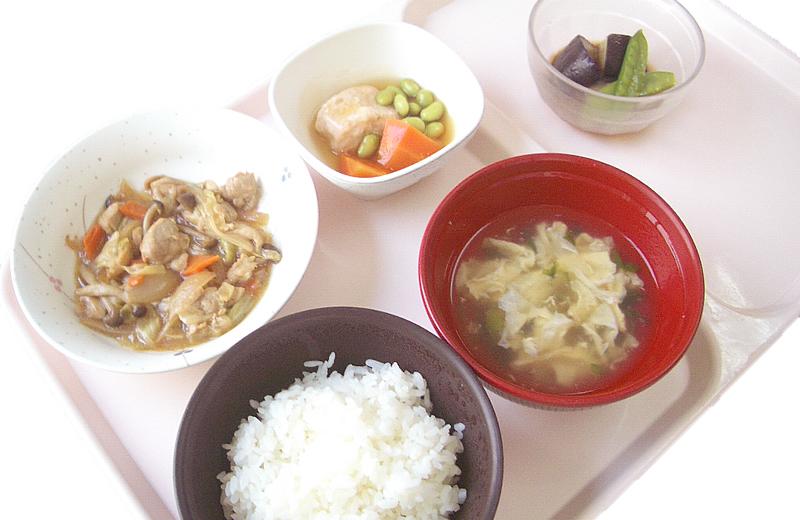長津田厚生総合病院 栄養科 食事6