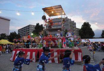 杉山原夏祭り