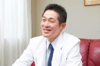 戸田憲孝病院長
