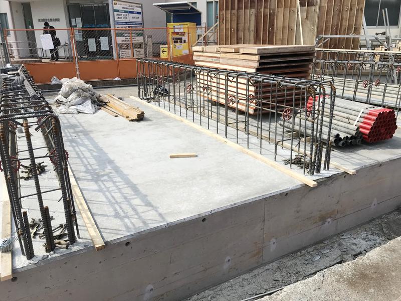 長津田厚生総合病院 新病院建築工事 2018年10月17日