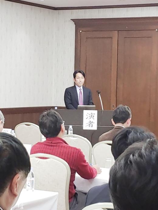 2019年2月12日(火)長津田整形外科セミナーを開催